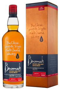 Benromach Single Malt Cask Strength 2008 57.9% 70cl