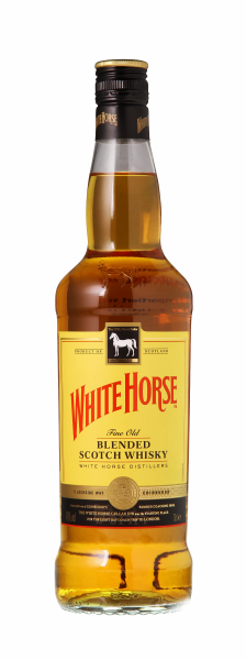 White Horse Blended Scotch Whisky 40% 70cl