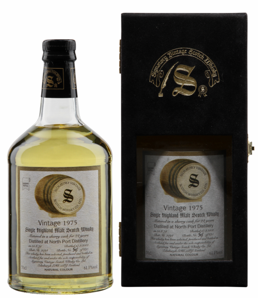 Single Malt Signatory Cask Strength