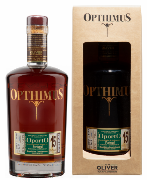 Opthimus 15 Port Finished Rum