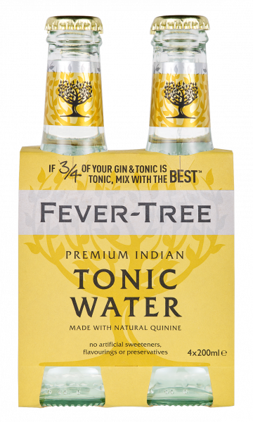 Tonic Water EW Glas 4er-Pack