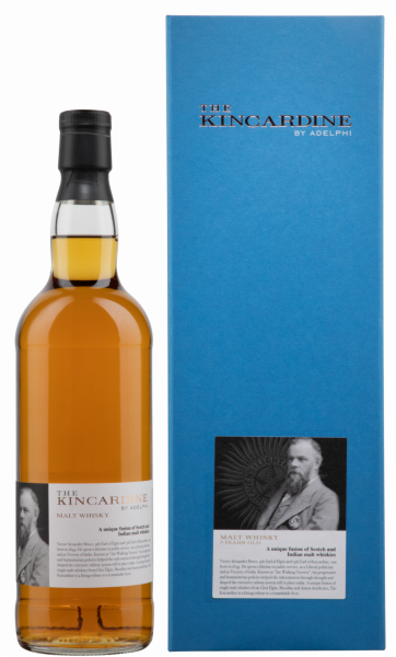 Adelphi Blended Malt Whisky The Kincardine 7 J. 52.9% 70cl