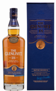 Glenlivet Batch Reserve Single Malt 18 J. 40% 70cl
