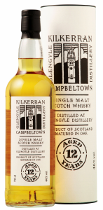 Glengyle Kilkerran Single Malt 12 J. 46% 70cl