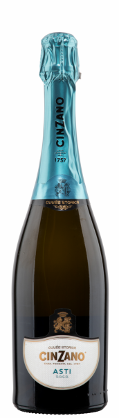 Cinzano Spumante d'Asti DOCG dolce 75cl