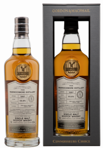 Mannochmore Single Malt Gordon & Macphail Connisseurs Choice 1997 23 J. 55.8% 70cl