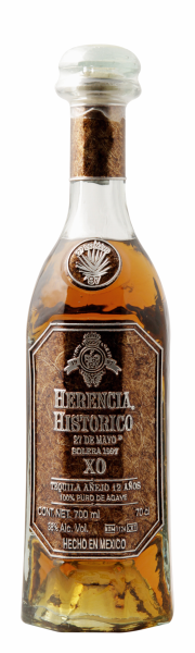 Herencia Tequila Historico 1997 12 J. 38% 70cl