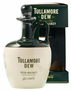 Tullamore Dew Irish Whiskey Keramikkrug 40% 70cl