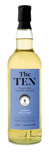 Longmorn Single Malt The Ten #4 Medium Speyside 2002 14 J. 40.1% 70cl