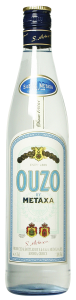 Metaxa Ouzo by 38% 70cl