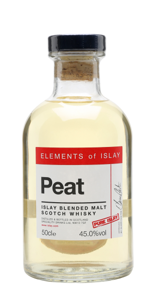 "Elements of Islay Blended Malt ""Peat"" Pure Islay 45% 50cl"