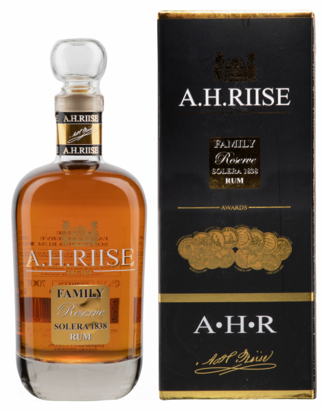 Rum Family Reserve Solera 1838 Limited Edition