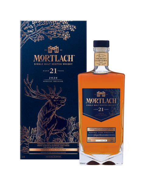 Mortlach Special Release 2020 21 J. 56.9% 70cl
