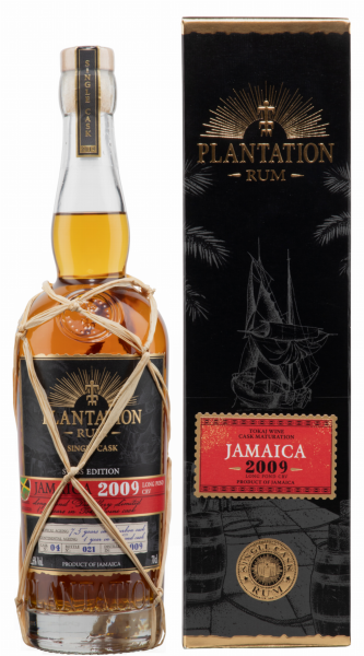 Plantation Rum Jamaica Single Cask Ed. 19 2009 42.6% 70cl