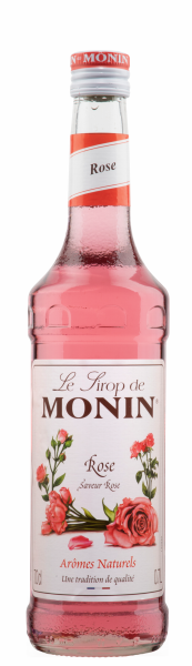 Monin Rosen - Rose Sirup 70cl