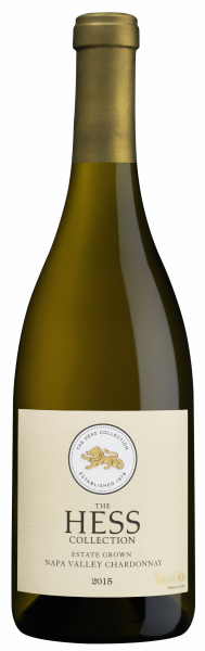 The Hess Collection Napa Valley Chardonnay 2018 75cl