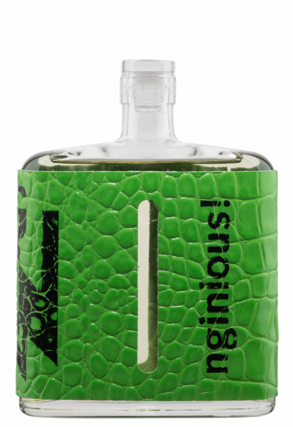 nginious! Colours Swiss Gin - Green 42% 50cl