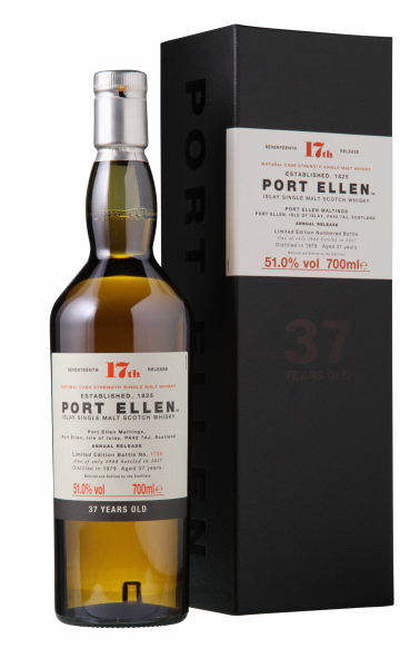 Single Malt Special Release 2017 Cask Strength