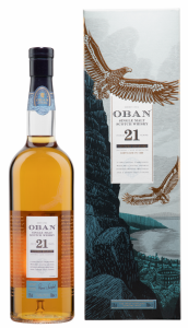 Oban Special Release 2018 Cask Strength Single Malt 21 J. 57.9% 70cl