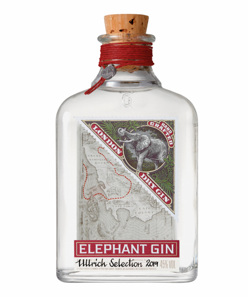 Elephant Dry Gin Ullrich Selection 2019 45% 50cl