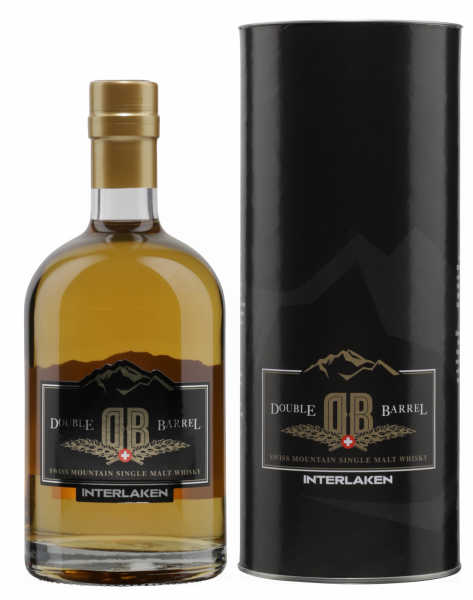 Swiss Highland Single Malt Double Barrel