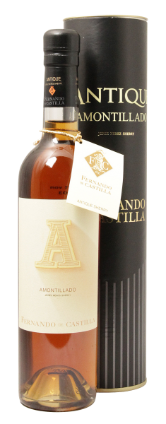 Sherry Amontillado Antique