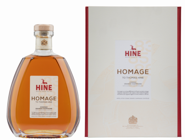 Hine Homage to Thaomas Hine 40% 70cl