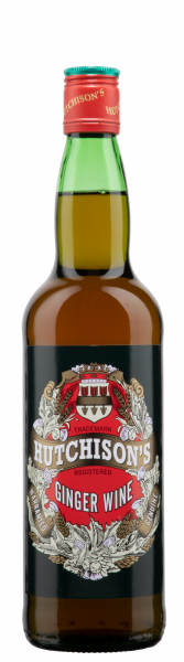 Hutchison's Ginger Wine 13.5% 70cl