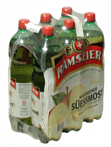 Ramseier Süssmost EW PET 6-Pack