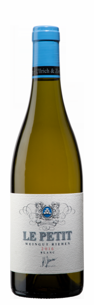 Weingut Riehen Basel-Stadt AOC Pinot Blanc Le Petit 2016 75cl