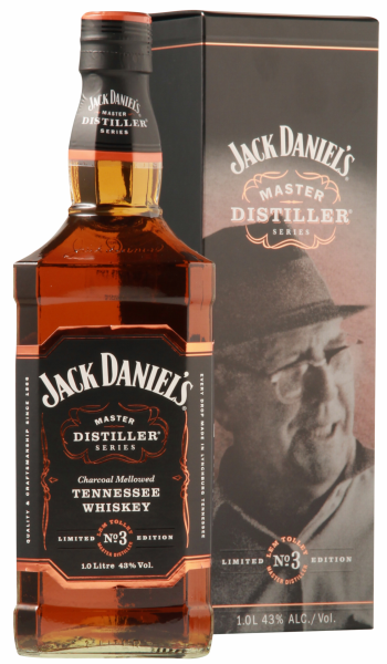 Jack Daniel's Tennessee Whiskey Master Distiller's Series No 3 43% 100cl