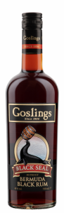 Gosling's Black Seal Rum 40% 70cl