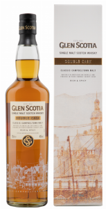 Glen Scotia Single Malt Double Cask Scotch Whisky 46% 70cl