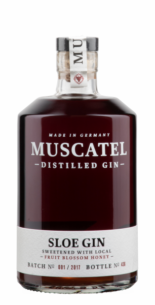 Muscatel Sloe Gin A Witch, A Dragon & Me 30% 50cl
