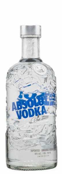 Absolut Vodka Limited Collection 2019 EOY 40% 70cl