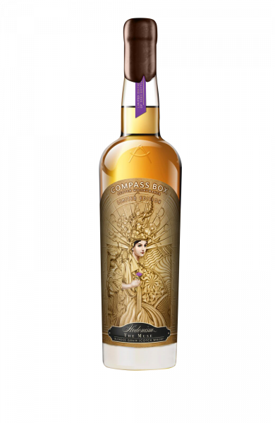 """Blended Grain Whisky Hedonism """"The Muse"""""""