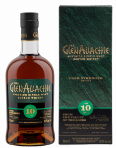 Glenallachie Single Malt Batch 3 Cask Strength 10 J. 58.2% 70cl