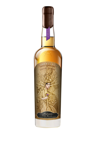 Compass Box The Muse Hendoism Whisky 53.3% 70cl