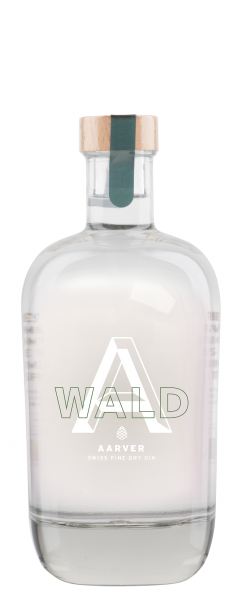 Aarver Wald Swiss Dry Gin 40% 70cl