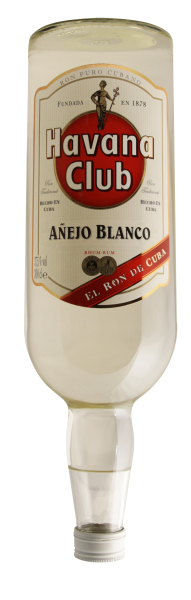 Corporation Cuba Ron S.A. Havana Club Rum Añejo Blanco 37.5% 300cl