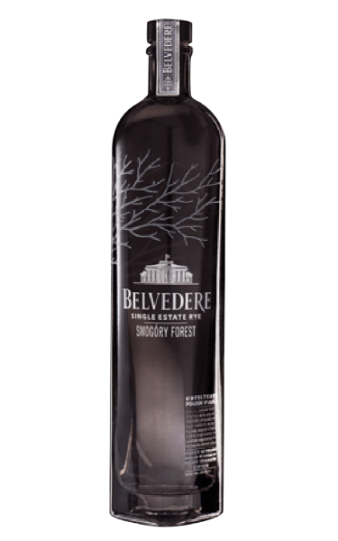 Belvedere Vodka Single Estate Rye Smogóry Forest 40% 70cl