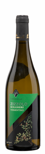 Fornacelle Zizzolo Bolgheri DOC bianco 2014 75cl