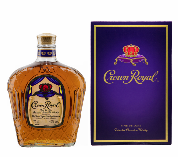 Crown Royal Canadian Whisky 40% 70cl