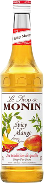 Monin Spicy Mango Sirup 70cl