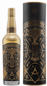 Compass Box Blended Scotch Whisky No Name N°2 48.9% 70cl