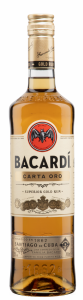 Bacardi Carta Oro Superior Gold Rum 37.5% 70cl