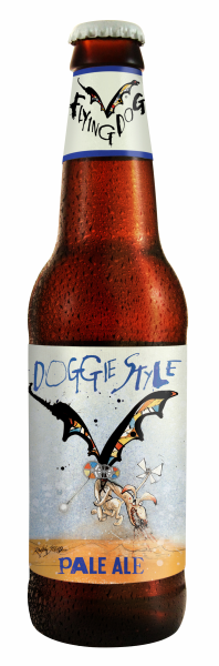 Flying Dog Brewery Flying Dog Doggie Style Pale EW 35.5cl