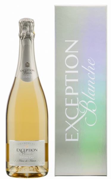 Mailly Champagne Grand Cru Exception Blanche brut 2007 75cl