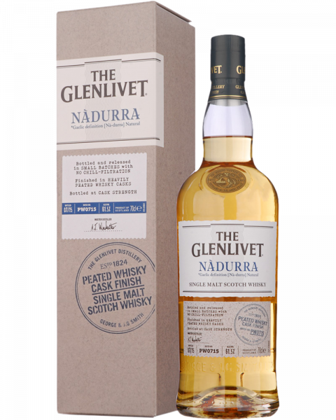 Single Malt Nàdurra Peat Cask Finish