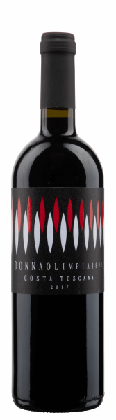 Donna Olimpia Costa Toscana Rosso IGT Tageto 2019 75cl
